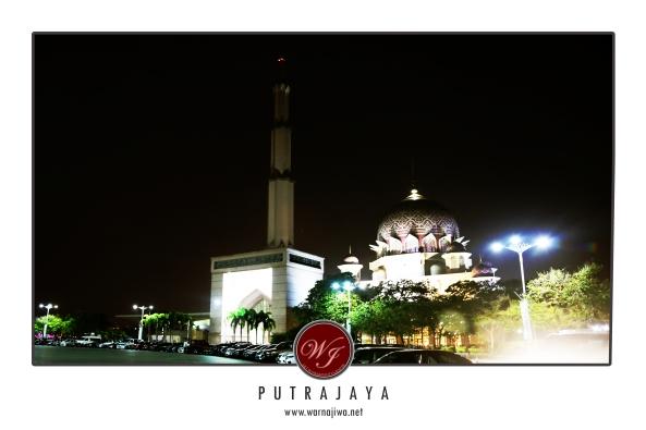 putrjaya masjid